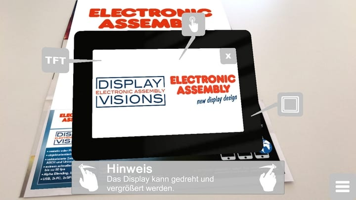 Augmented-Reality-uniTFT-AR-Hardware-Frontseite