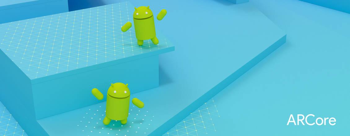 Augmented-Reality-Spotlight-Google-ARCore